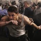 Channing Tatum y Jamie Foxx en Asalto al poder