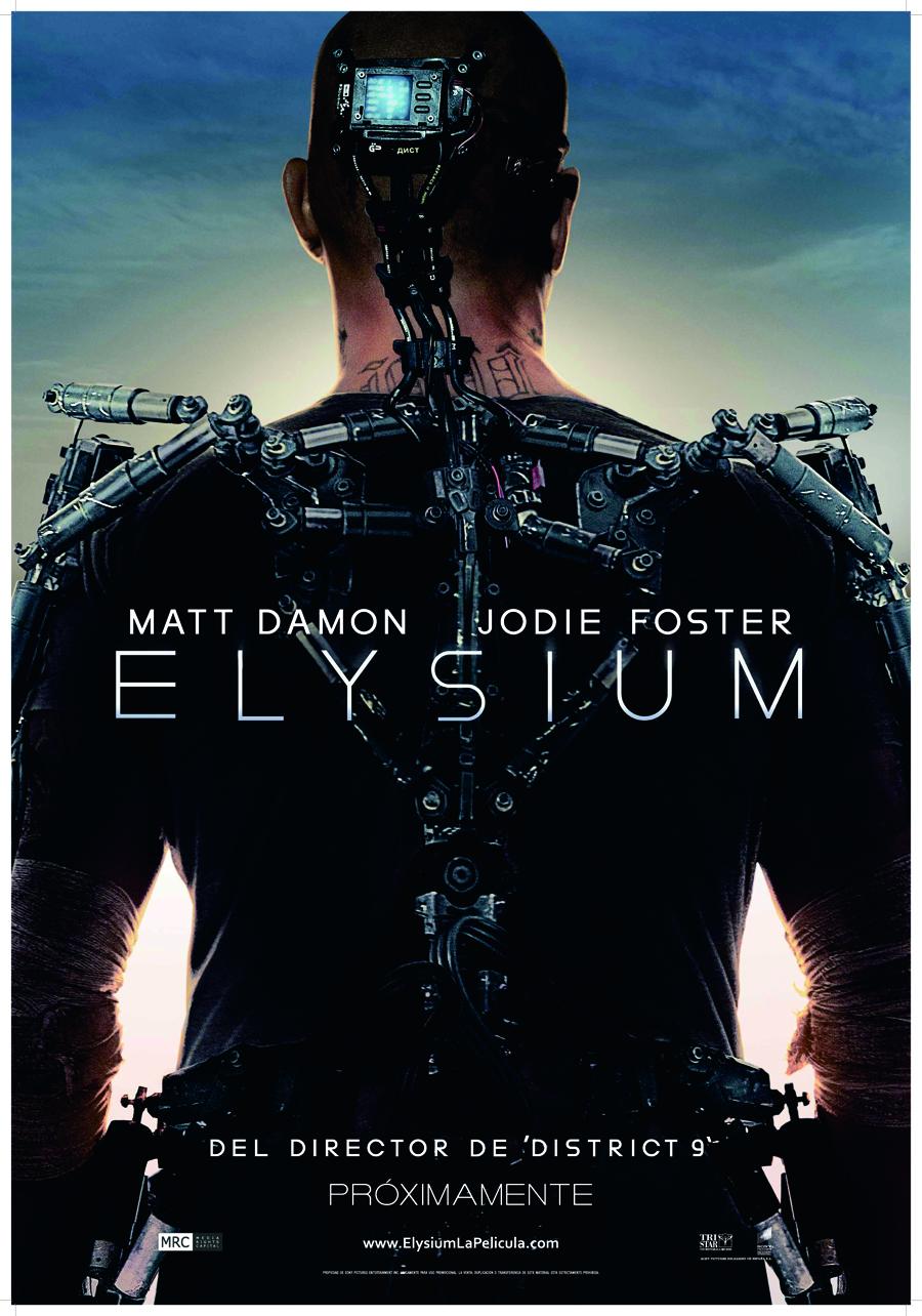 Elysium: Teaser trailer