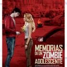 Memorias de un zombie adolescente - Poster final