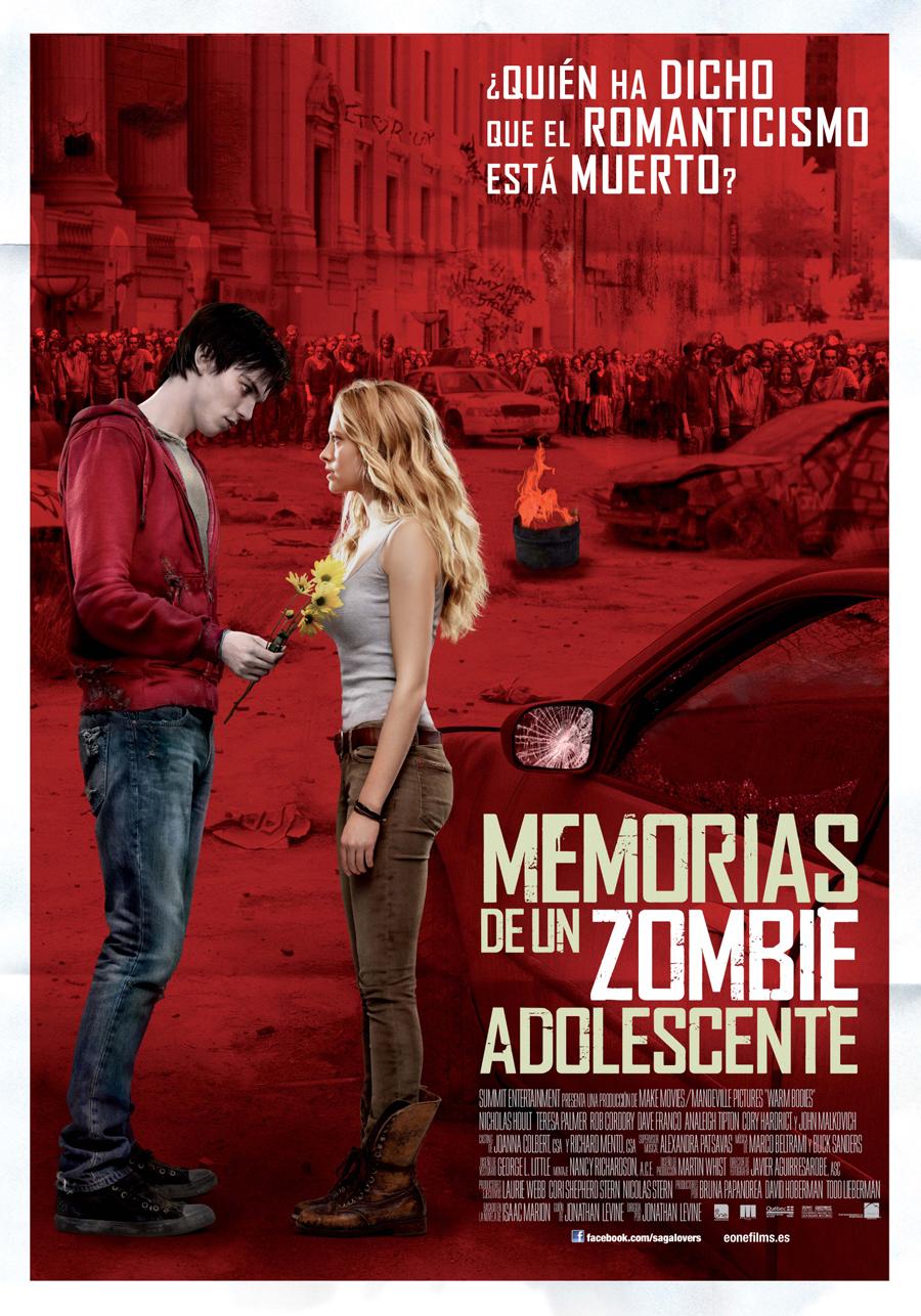 Memorias de un zombie adolescente: Cuerpos muy calientes
