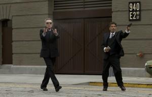 Christopher Walken y Al Pacino en Tipos legales