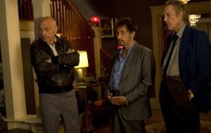 Alan Arkin,Al Pacino y Christopher Walken en Tipos legales