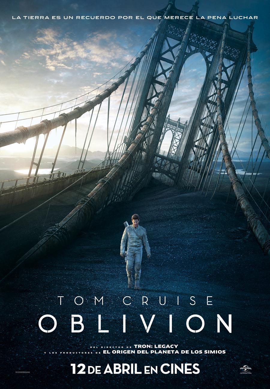 Oblivion: Apoteosis de la imagen