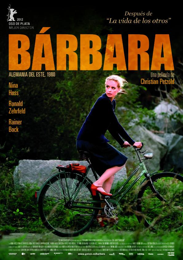 Bárbara: Doctora en Alemania Oriental