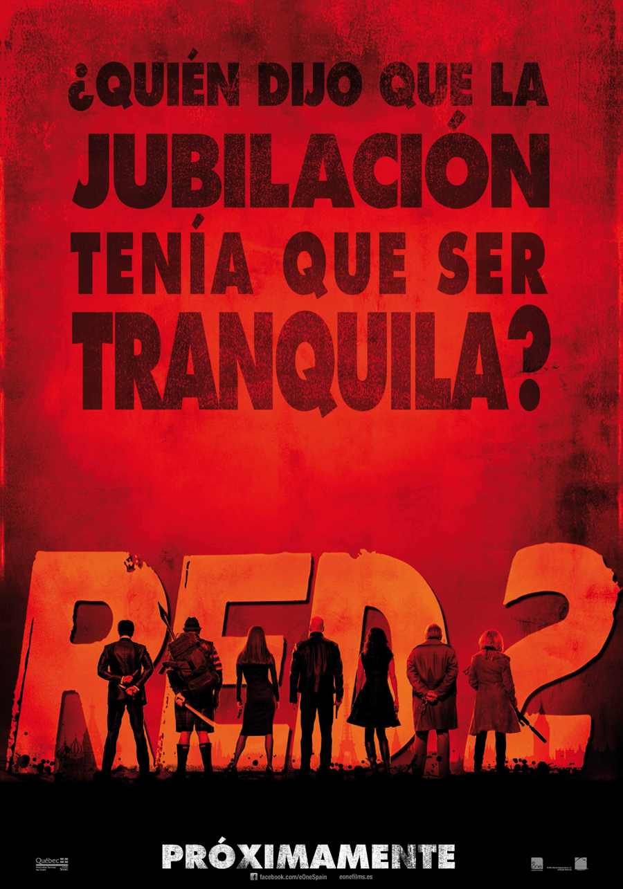 RED 2: Teaser trailer