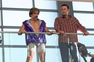 Ben Stiller y Vince Vaughn en Cuestión de pelotas