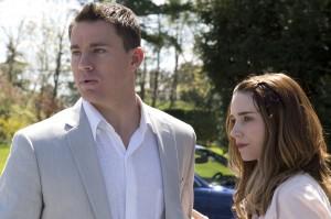 Channing Tatum y Rooney Mara en Efectos secundarios