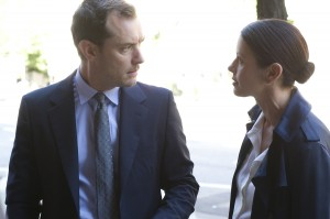 Jude Law y Catherine Zeta-Jones en Efectos secundarios