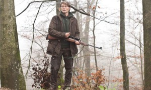 Mads Mikkelsen en The hunt (La caza)