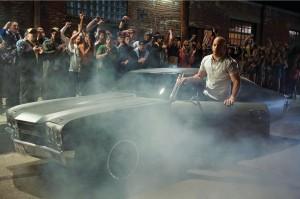 Vin Diesel en Fast & Furious: Aún más rápido