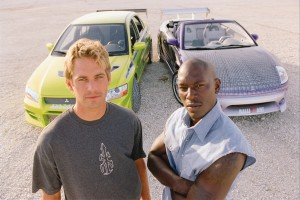 Paul Walter y Tyrese Gibson en 2 Fast 2 Furious (A todo gas 2)