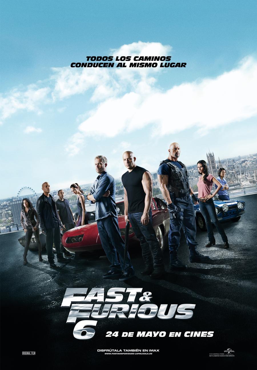 Fast & Furious 6: Dale Toretto, que ya NO es robao!