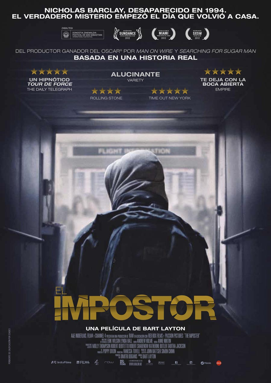 El impostor: Cuando la realidad supera a la ficción