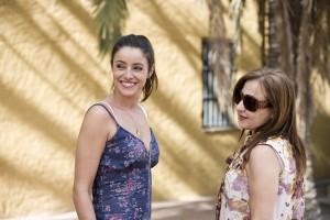 Ingrid Rubio y Carmen Machi en La Estrella