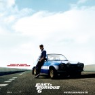 Fast & Furious 6 - Teaser poster Paul Walker