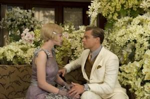 Carey Mulligan y Leonardo DiCaprio en El gran Gatsby (2013)