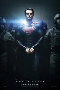 El hombre de acero - Teaser poster 2