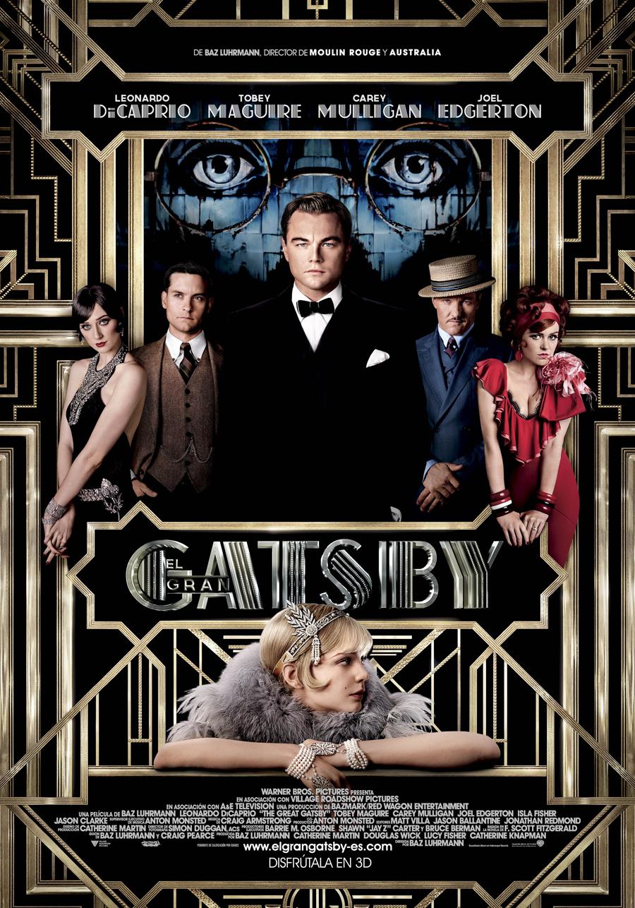 El gran Gatsby (2013): ¡Vaya fiestón!