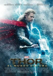 Thor: El mundo oscuro - Teaser poster