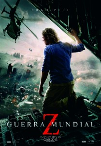 Guerra Mundial Z - Poster