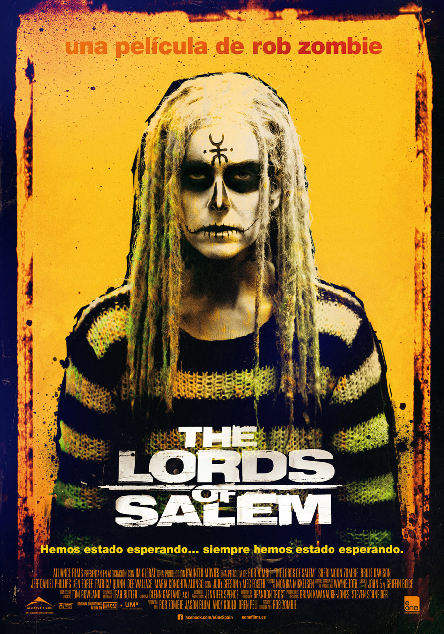 The Lords of Salem: Brujas psicotrópicas