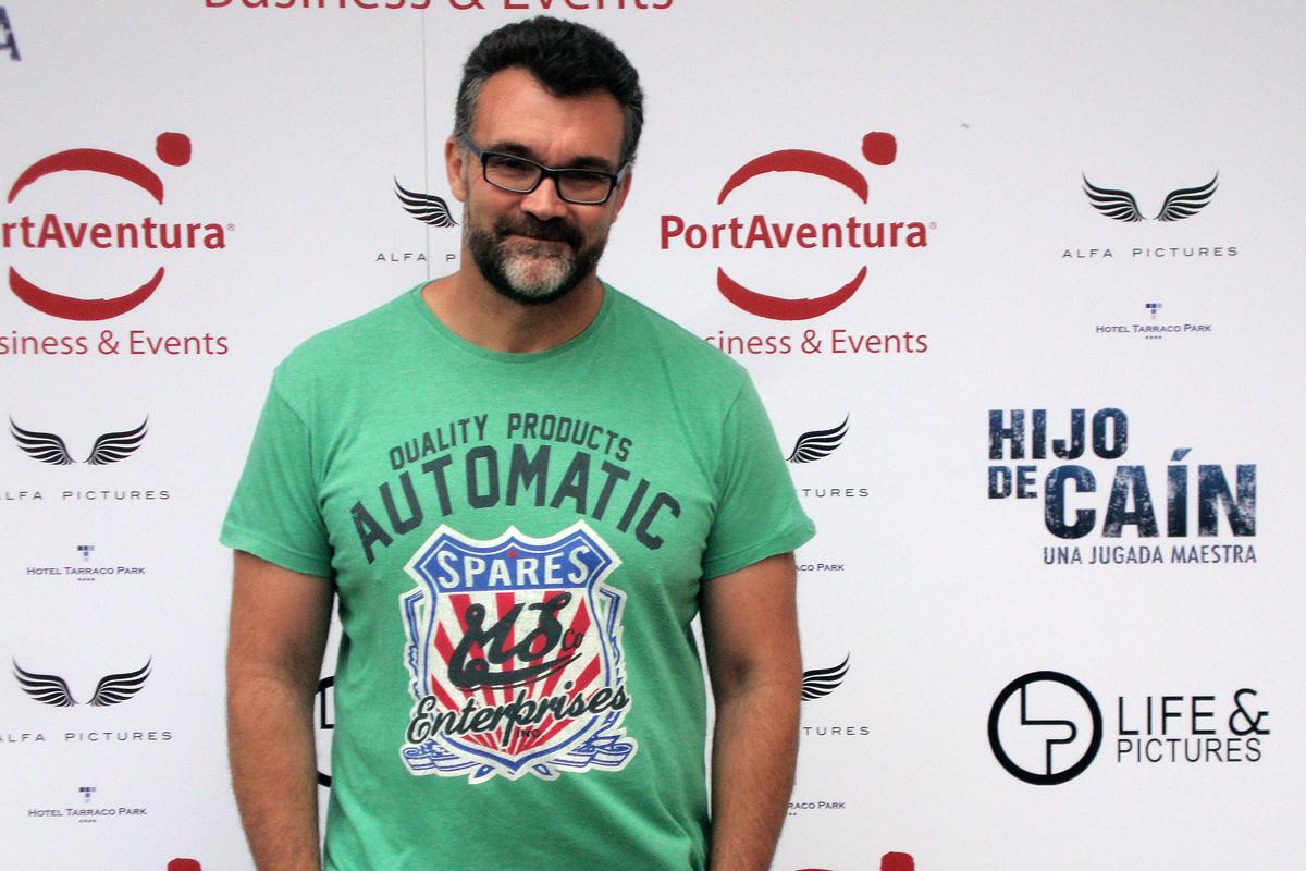 Jesús Monllaó: «Me gustaría considerarme un artesano del cine»