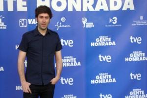 Alejandro Marzoa en la presentación de Somos gente honrada (2)