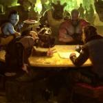 Arte conceptual de Guardianes de la galaxia (2)