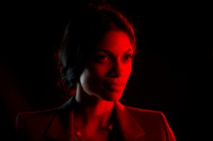 Rosario Dawson en Trance