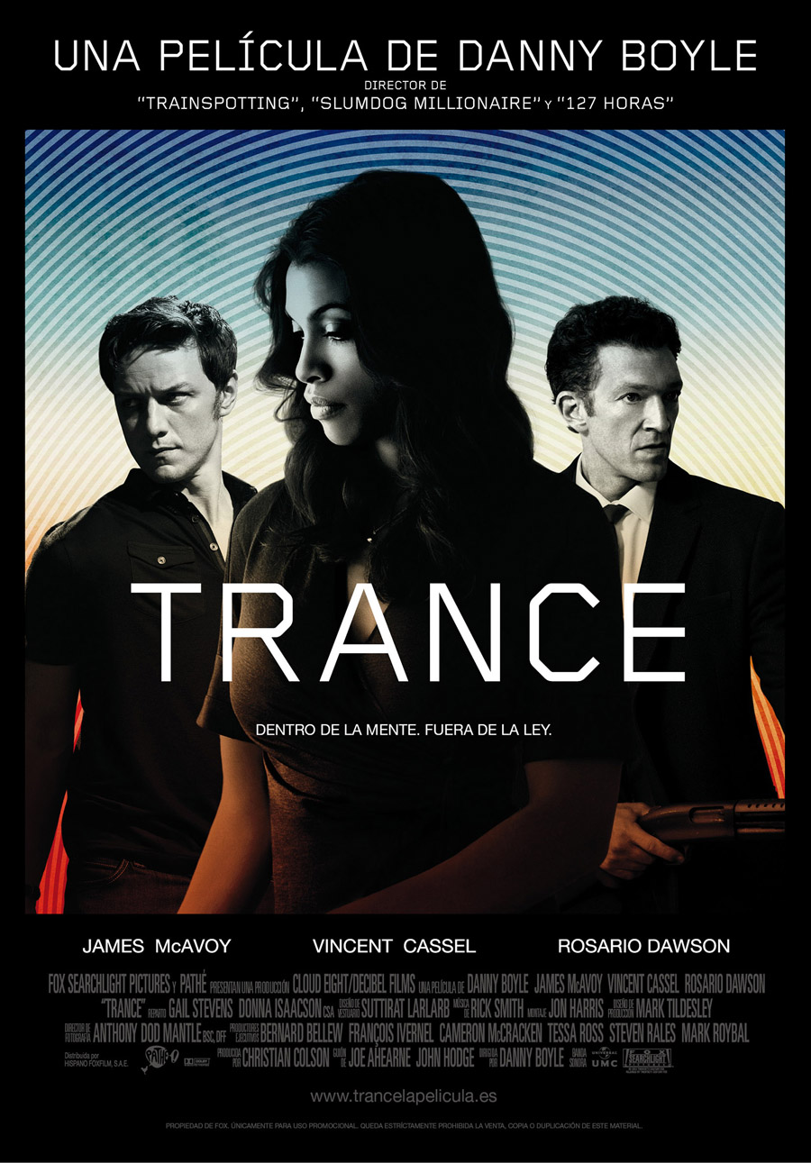 Trance: Obras de arte y vidas humanas