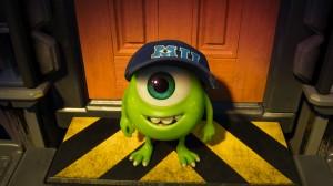 Mike en Monstruos University