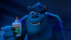 Sulley en Monstruos University