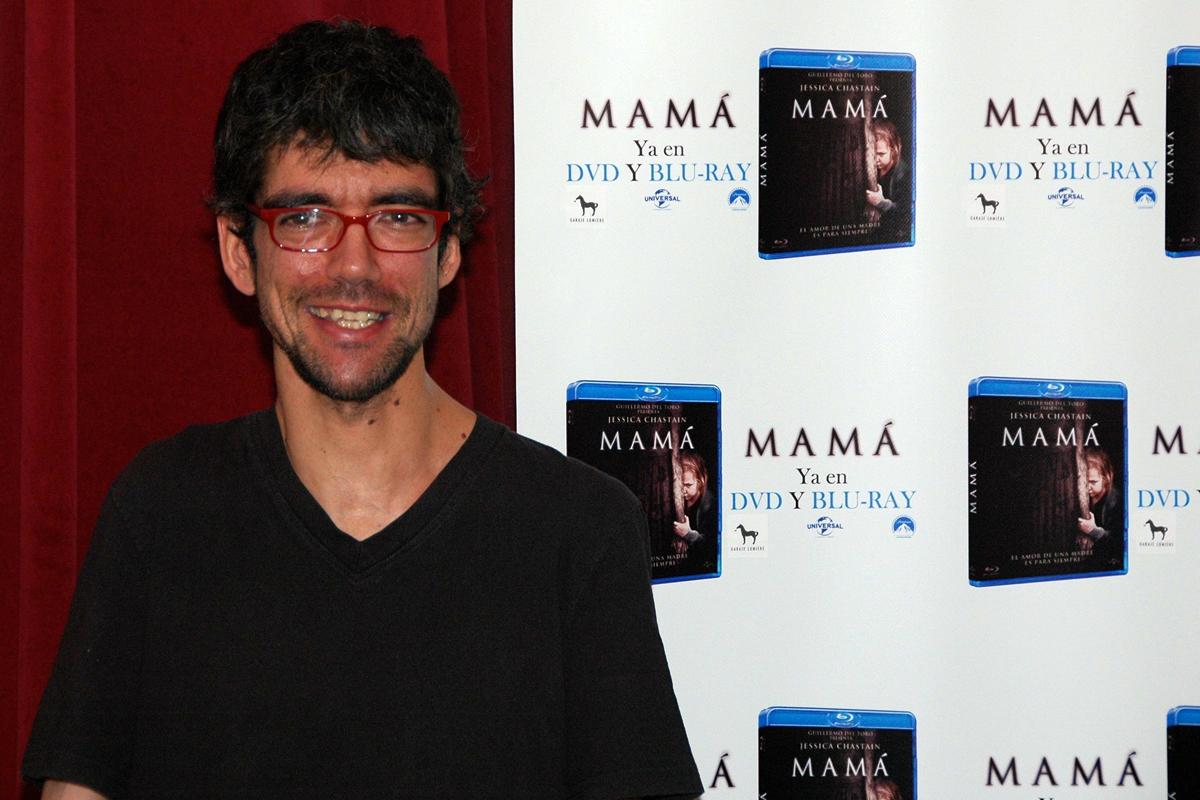 Presentación DVD/Blu Ray de MAMÁ con Javier Botet