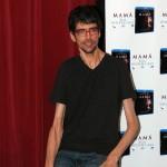Javier Botet en la presentación del DVD/Blu ray de MAMÁ (3)