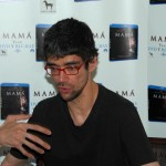 Javier Botet en la presentación del DVD/Blu ray de MAMÁ (4)