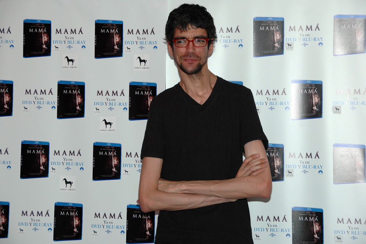 Presentación DVD/Blu Ray de MAMÁ con Javier Botet · Cine y ...