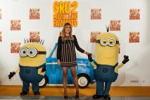 Patricia Conde en la presentación de Gru - Mi villano favorito 2 (3)