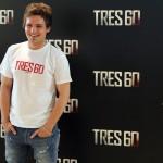 Adam Jezierski en la presentación de Tres 60 (2)