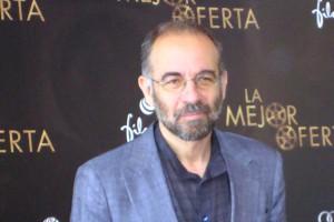 Giuseppe Tornatore en la presentación de La mejor oferta (5)