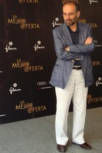Giuseppe Tornatore en la presentación de La mejor oferta (4)