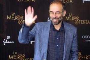 Giuseppe Tornatore en la presentación de La mejor oferta (3)