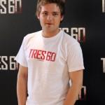 Adam Jezierski en la presentación de Tres 60 (3)