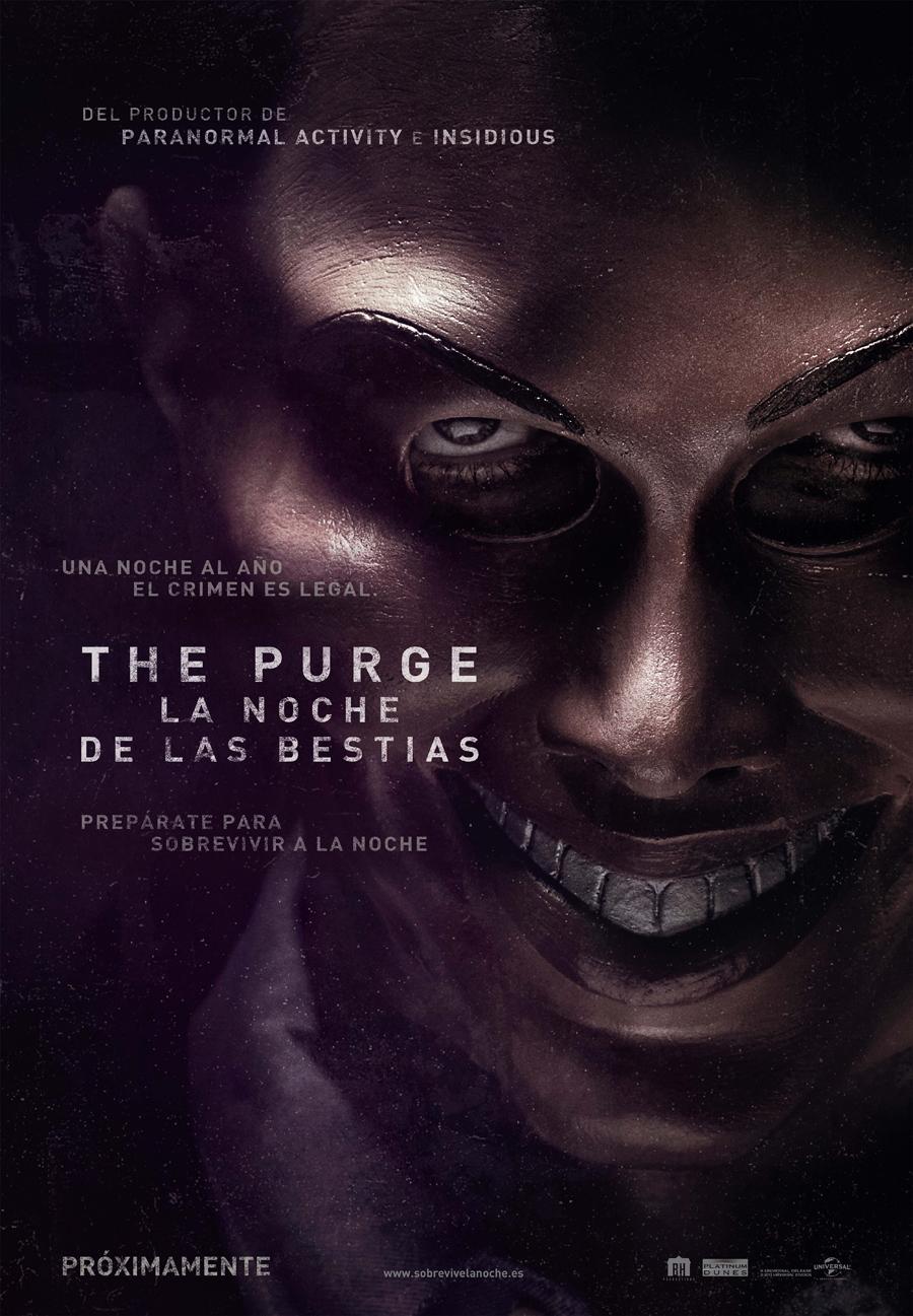 The Purge: La noche de las bestias: Unos juegos no tan divertidos