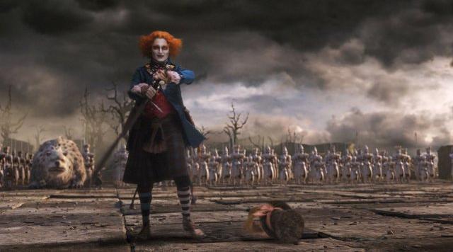 Johnny Depp volverá a ser Sombrerero loco