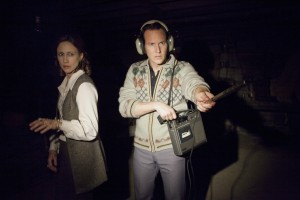 Vera Farmiga y Patrick Wilson en Expediente Warren - The conjuring