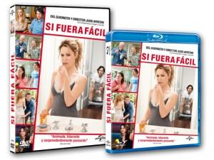 Si fuera fácil - DVD y Blu Ray