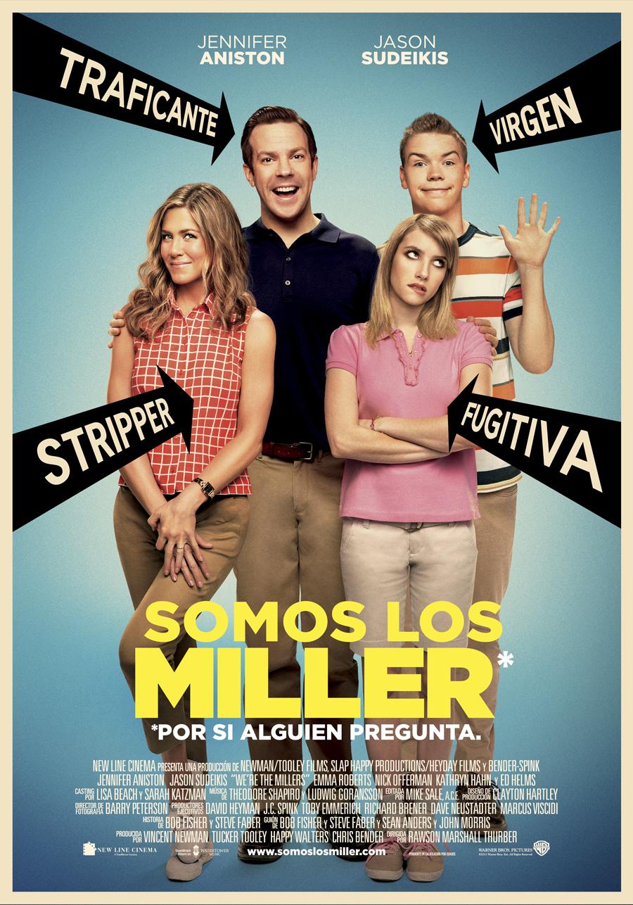 Somos los Miller: Trailer