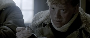 Rupert Grint en Perdidos en la nieve