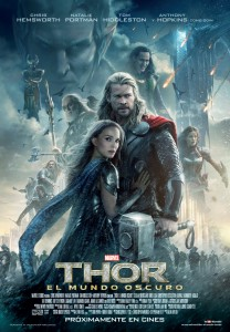 Thor: El mundo oscuro - Poster final