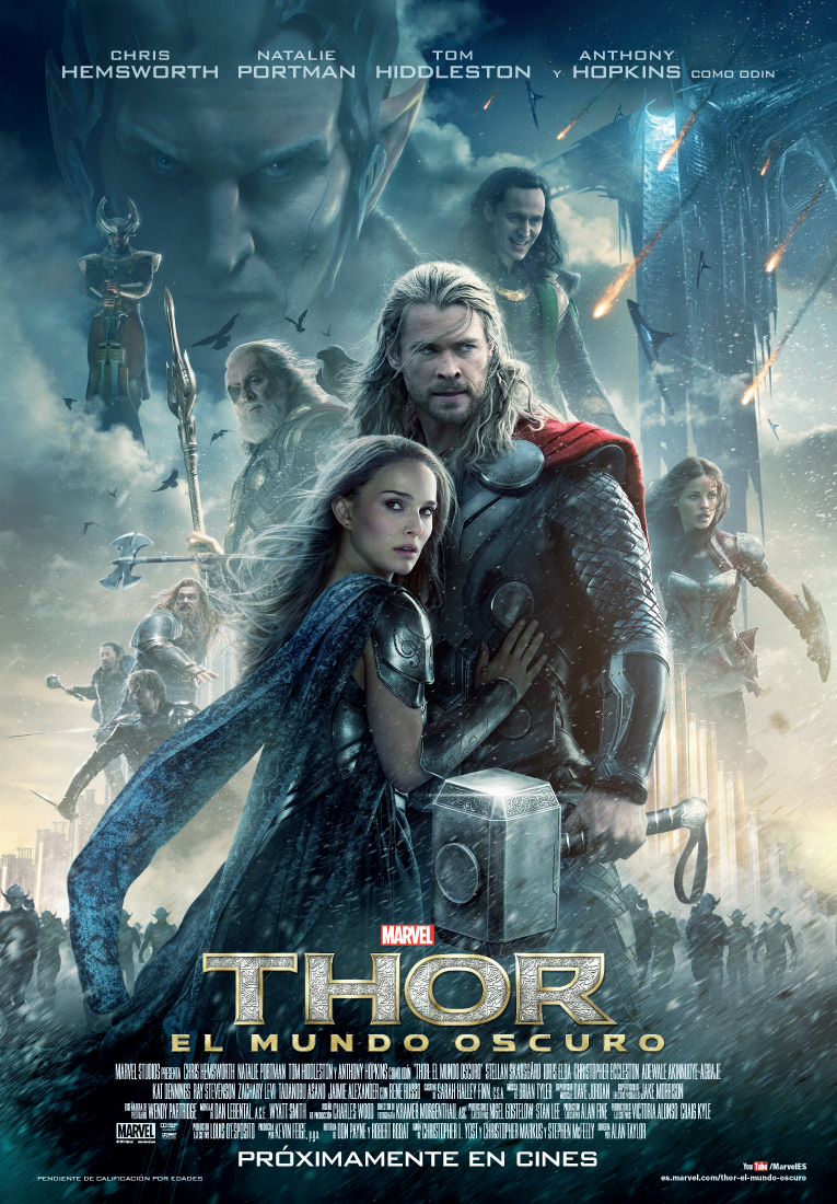 Thor: El mundo oscuro: Primer trailer